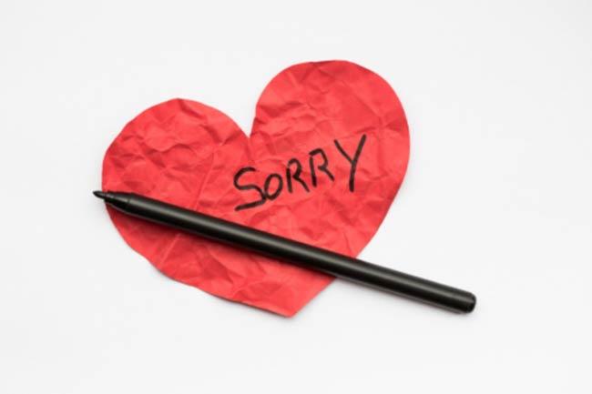 माफी के महत्व को समझें