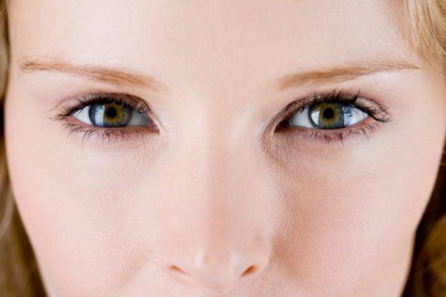 आंखों के बारे में