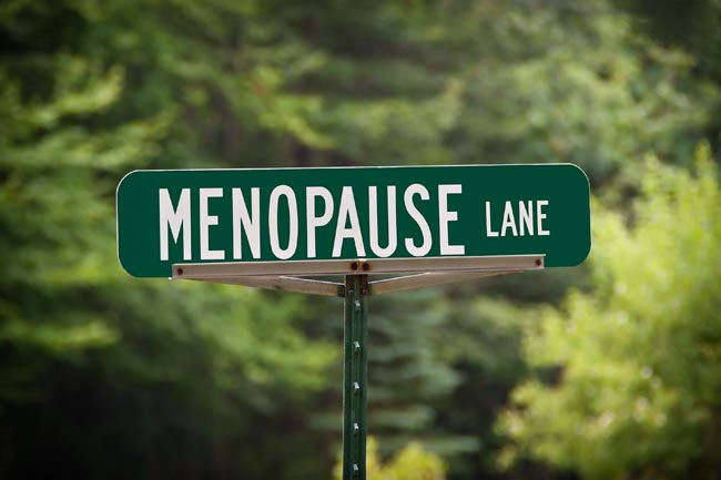 Menopause wouldn't Necessarily Follow