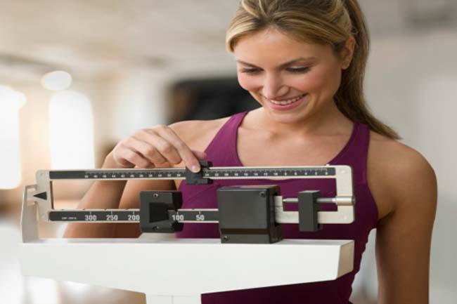 वजन पर रखें नजर