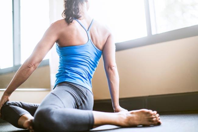 इन व्यायाम को चुनें