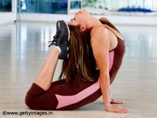 Purav Sulabh Yoga Asana