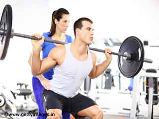 Shoulder Exercises- Shrugs