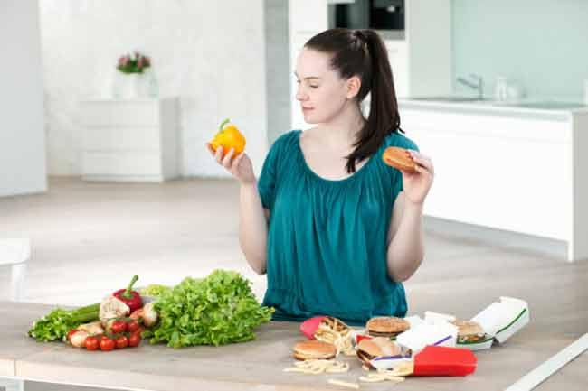 कैलोरी से बढ़ायें वजन