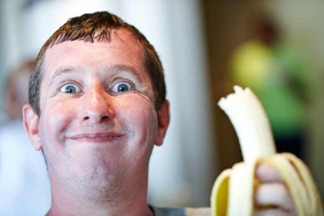 Bananas Post-workout