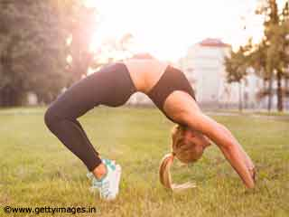 Ustra Naman Yoga Asana