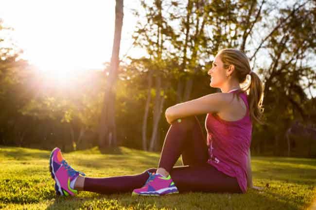व्यायाम को नजरअंदाज न करें