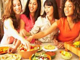 कैसे उठायें स्वस्थ आहार का मजा