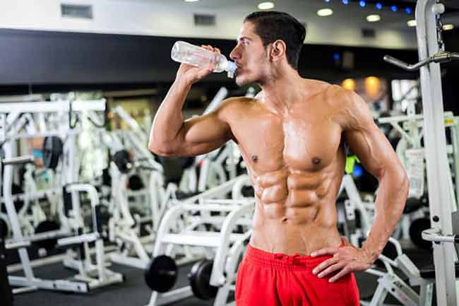 Increase in Muscle Mass
