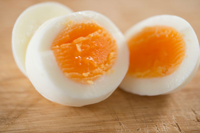 Cooked Yolk