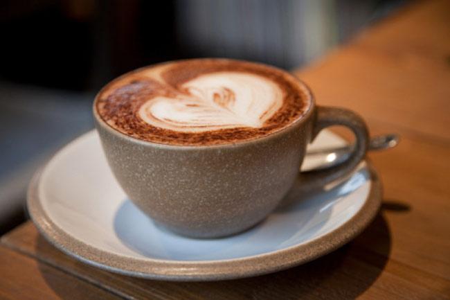 एक कप कॉफी