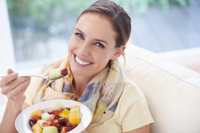 स्वस्थ आहार का सेवन