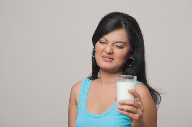 लैक्टोज असहिष्णुता यानी दूध की एलर्जी