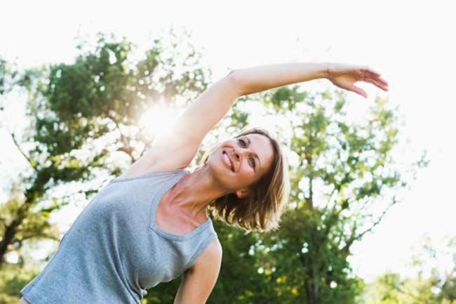 ऑस्टियोपोरिस से बचाव के लिए व्यायाम