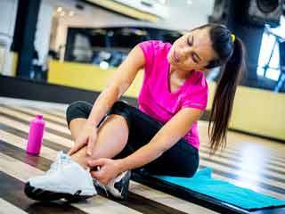 व्यायाम के दौरान चोट से बचने के आठ उपाय