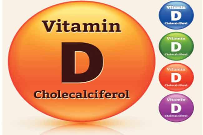 विटामिन डी का स्तर