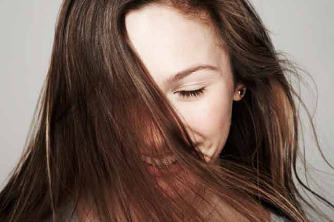 बालों का सौंदर्य