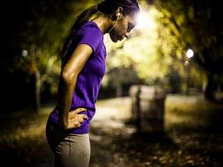 व्यायाम करते हुए हो सकता है कुछ उम्मीद से परे