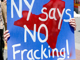 New York Bans Fracking for Significant Health Risks
