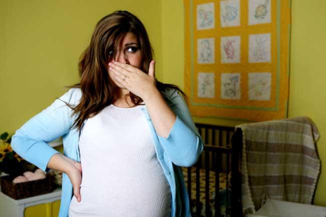 गर्भावस्था में सीने में जलन