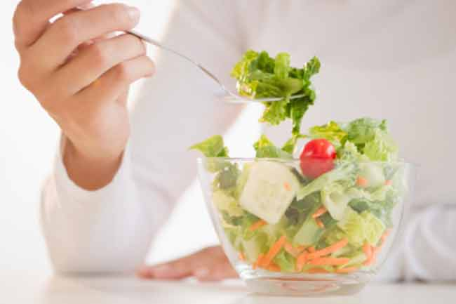 पौष्टिक आहार लें