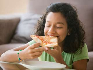 Eating Junk can Slow Down Functioning of Brain
