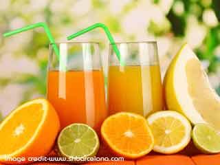 गर्मियों में लिये जाने वाले स्वास्थ्य पेय