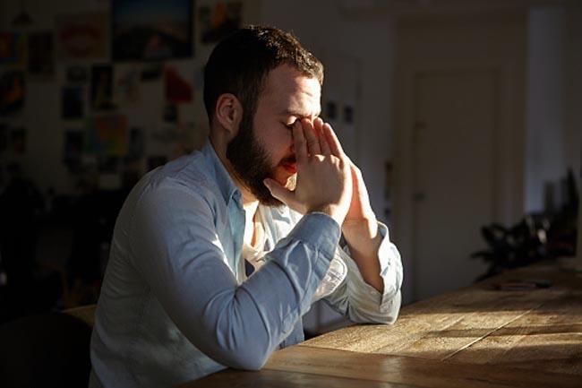 Strange Ways your Body Reacts to Stress