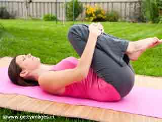 पाइलेट्स पेट के व्यायाम