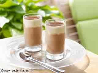 टोफू सोया दूध शेक-स्वस्थ नाश्ते की रेसेपी