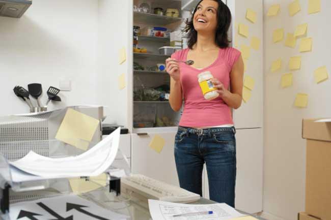Stock a Mini-fridge/cooler