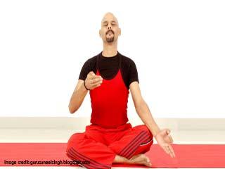 कपालभाती प्राणायाम- वज़न घटाने के लिए योगा