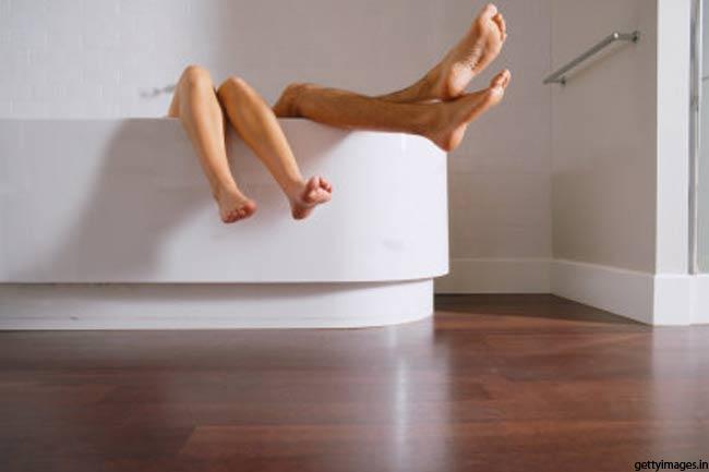 बाथरूम सेक्स