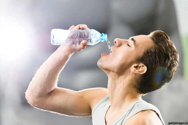 Drink as Much Water as Possible