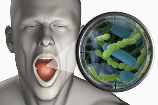 आपका मुंह है बैक्टीरिया का ब्रह्माण्ड