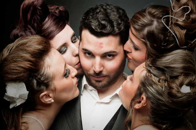 Question mark on Monogamy