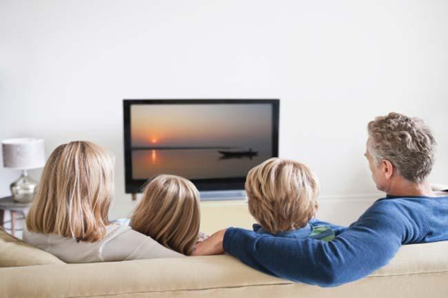 टीवी देखकर खर्च करें कैलोरी