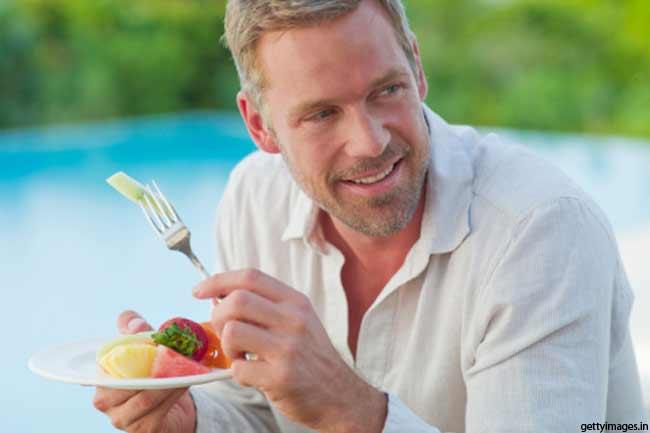 आहार में बदलाव