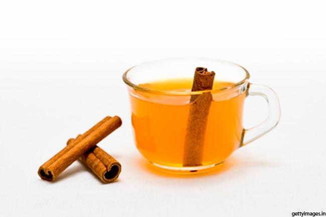 दालचीनी की चाय