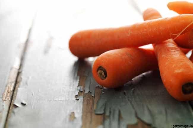 गाजर के स्वास्थ्य लाभ