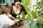 बागवानी से संवारे बच्चों की सेहत