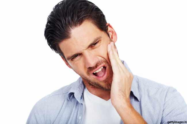 मसूड़ों में सूजन दूर करें