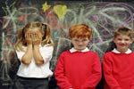 No Language Problem for Shy Children