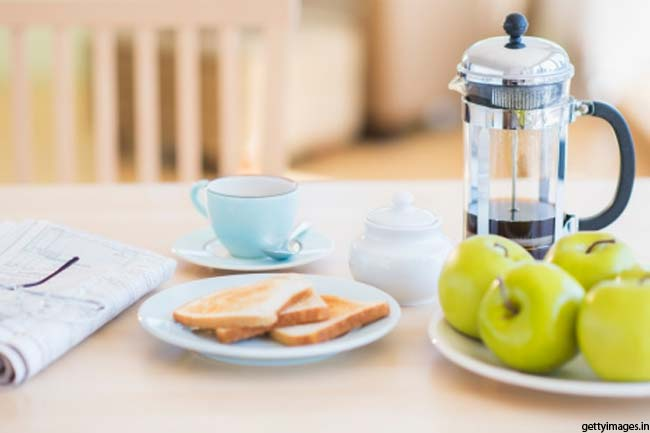 नाश्ता करें वजन घटाएं