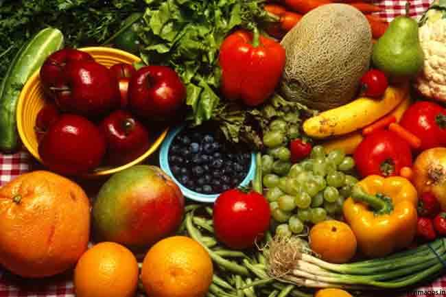 अम्लीय खाद्य-पदार्थ