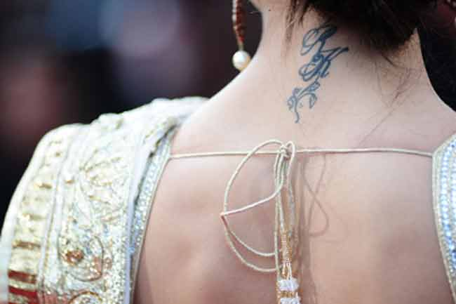 Deepika Padukone- Your Initials are R.K.