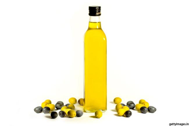 जैतून तेल में खाना बनाना