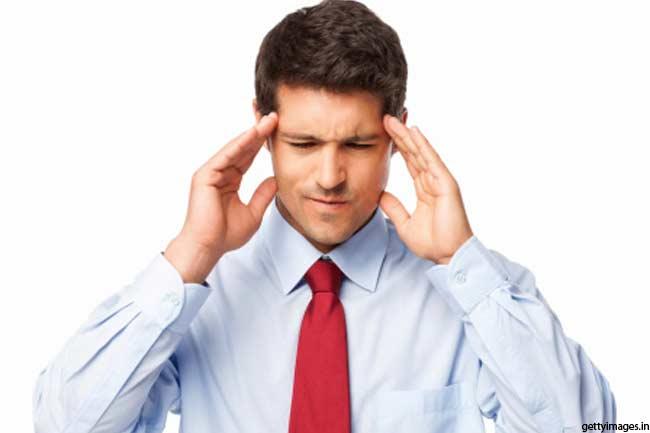 सिर दर्द से राहत
