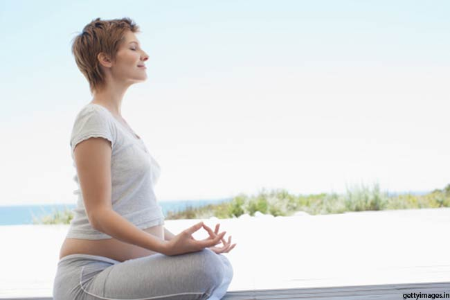 गर्भावस्था में योग