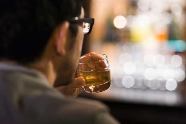 शराब की लत